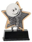 Little Pals Resin Trophy -Golf Golf Awards