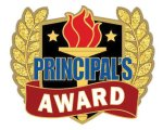 Principal's Award Pin Lapel Pins