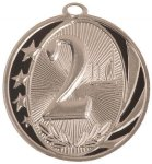 MidNite Star Medal -2nd Place Water Polo Trophy Awards